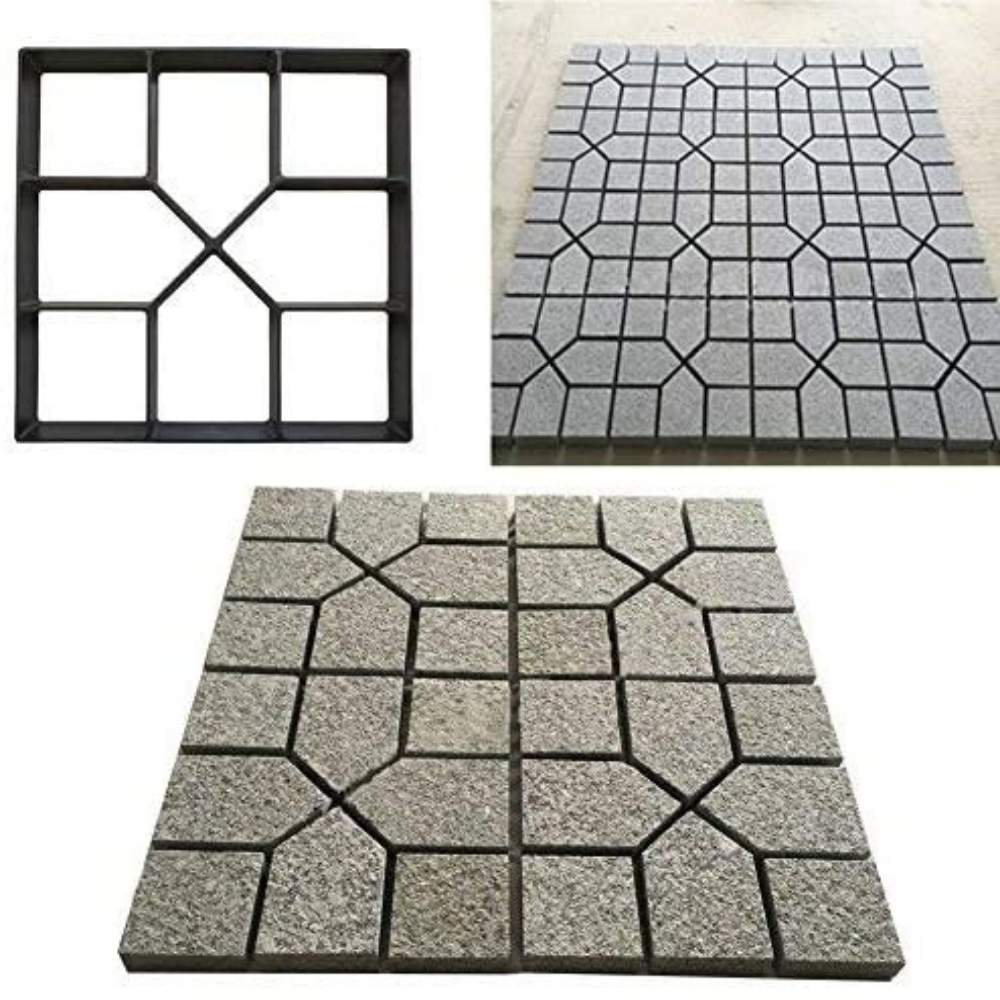 buy square concrete moulds stepping stone online